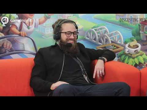 Интервью с разработчиками (1-й день) на DevGAMM