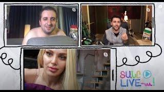 Tany Live-a Gariki ev Robi het / Lili Morto