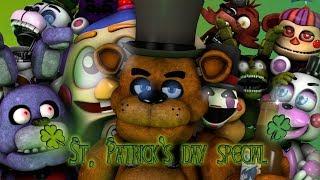 [FNAF\SFM] St. Patricks day special - dooclip.me