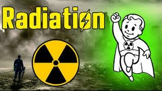 Fallout 4 tutorial on how to get rid of radiation!