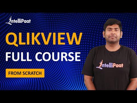 Qlikview Training | Qlikview Tutorial for Beginners | Intellipaat ...