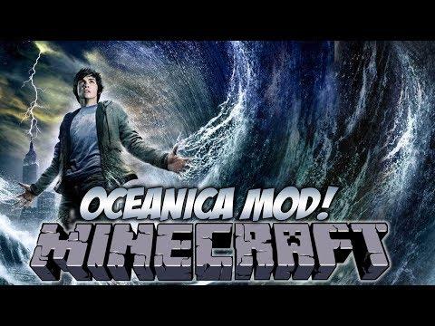 Обзор модов Minecraft #31 - Oceanica (Стань покорителем океанов!)