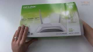 TP-Link TL-MR3420 3G/4G-WLAN-N-Router