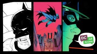 Creating Scott Snyder & Greg Capullos Batman