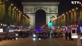 Теракт в Париже за три дня до выборов
