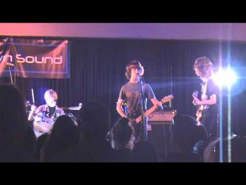 The Angel and the One - Of Our Own Accord (Weezer Cover) Live @ Burlington Ron Edwards YMCA
