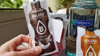 Bolero Hydration Getränke Pulver im Test | FoodLoaf