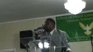 """Pastor James E. Walker """"Women Of Praise"""""""