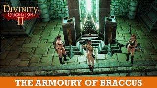 The Armoury of Braccus Rex Quest (Divinity Original Sin 2)