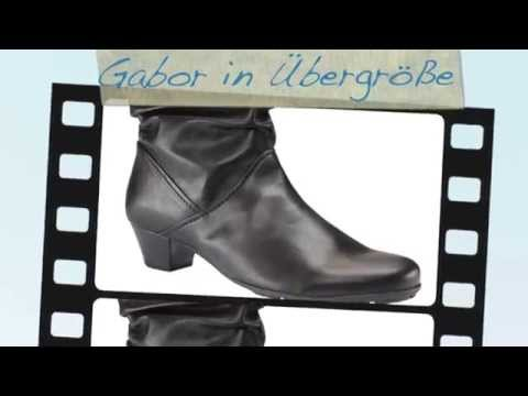 Damen Stiefeletten in Übergrößen Schuhe XXL bei SchuhXL  Schuh des Tages Große Größen Schuhe
