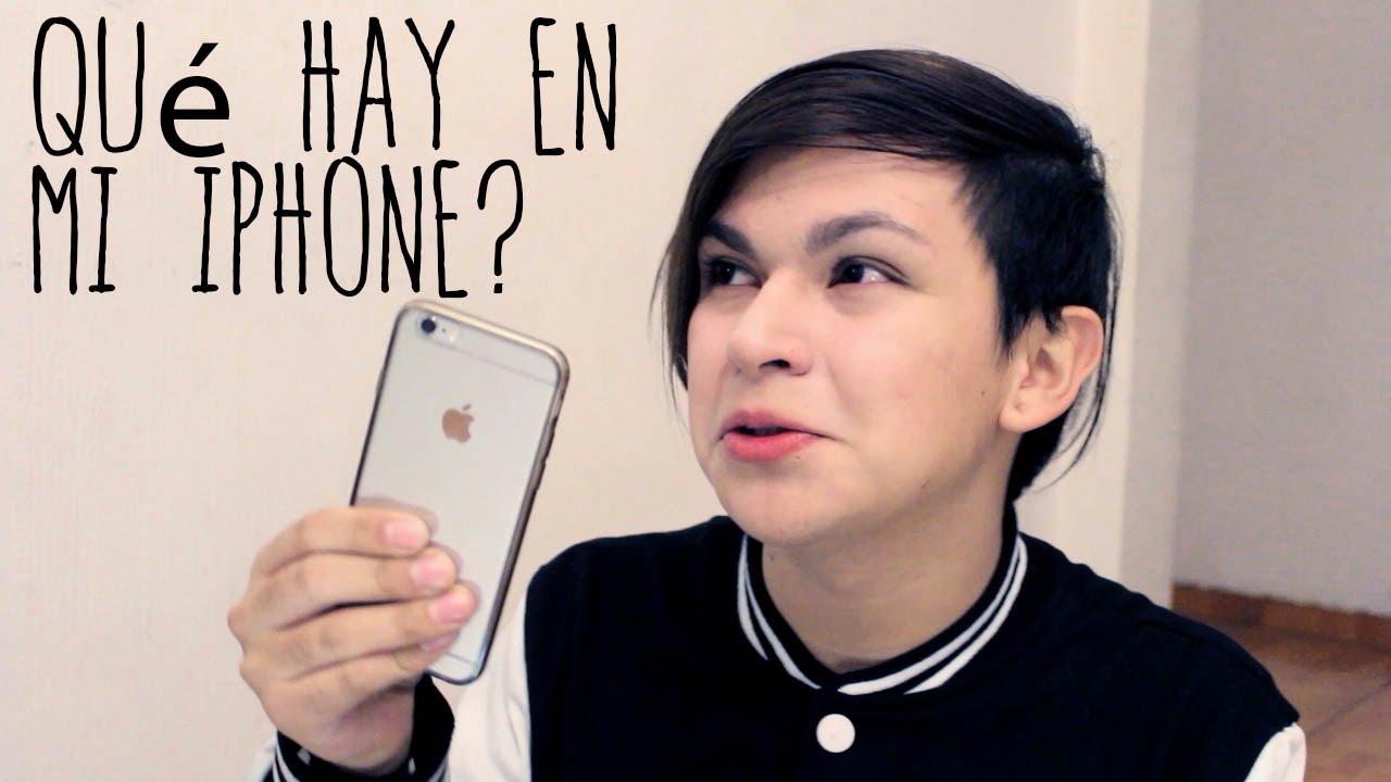 ¿Qué hay en mi Iphone + Cases ? ♥ David