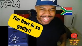 Nasty C Ft. Crowned Yung   God Flow | (TFLA) Reaction