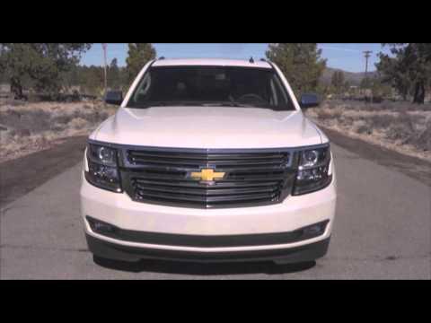 2015 Chevrolet Suburban Preview | AutoMotoTV