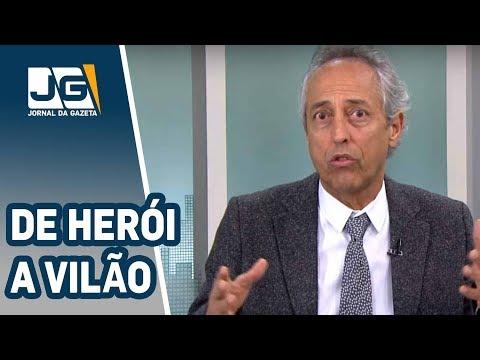 Gilmar entrega: Lula só sai da prisão se desistir da candidatura