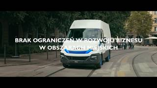 Nowe IVECO Daily Blue Power