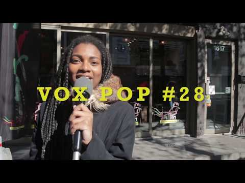 Vox-Pop #28 How do you eat your chicken wings?