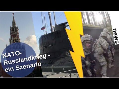 NATO-Russlandkrieg – ein Szenario [Video]