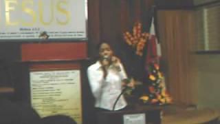 preview picture of video 'culto de jovenes san cristobal(iglesia roca de salvacion) 2'