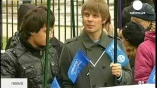 Выборы 2010 Украина - 2010.02.08 - Виктор Янукович.avi
