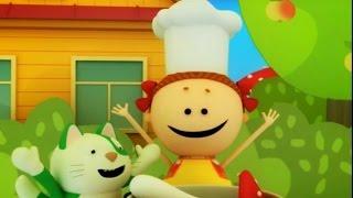 Аркадий Паровозов спешит на помощь - Почему нельзя варить суп с мухоморами - мультики детям