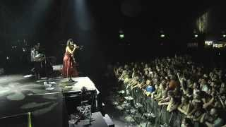 Bat For Lashes Live - Laura @ Sziget 2013