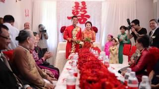 Lễ rước dâu - Đám cưới Đức & Nhi (Same day edit) - 21.09.2014