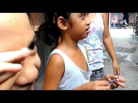Filipina girls fighting