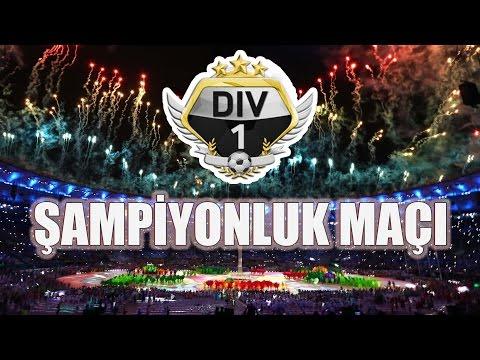 Kulüp Tarihinin En Önemli Maçı - Division 1 Kupası Finali!!
