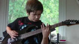 Children of Bodom Trashed, Lost & Strungout Guitar cover