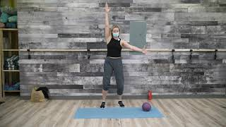 Protected: April 21, 2021 – Kelsey McClelland – Mat Pilates