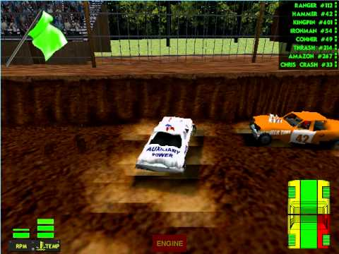Demolition Derby and Figure 8 Race PC