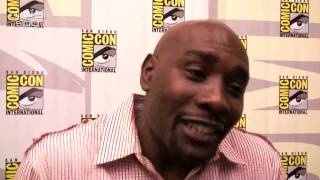 Morris Chestnut- Comic-Con 2010