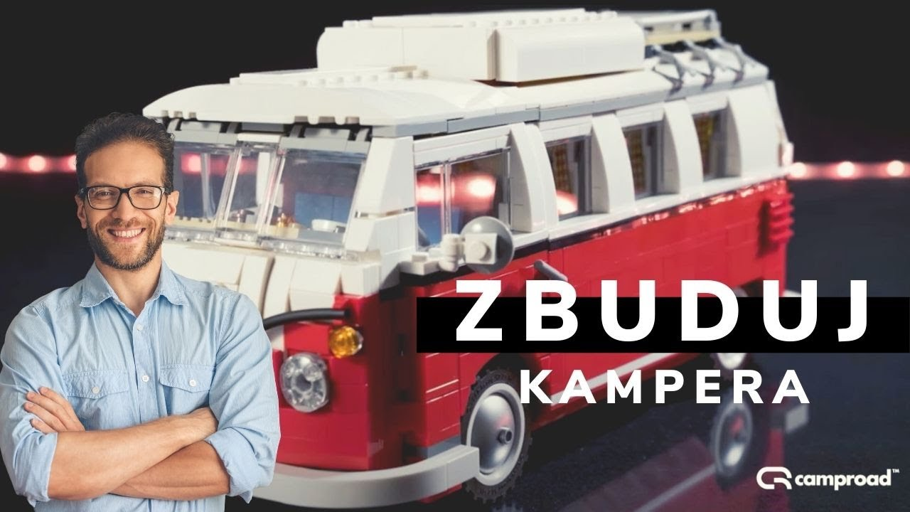 Zbuduj Kampera i ruszaj - to dobra zabawa