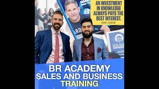 Grant Cardone Sales and Business Training By BR Academy
