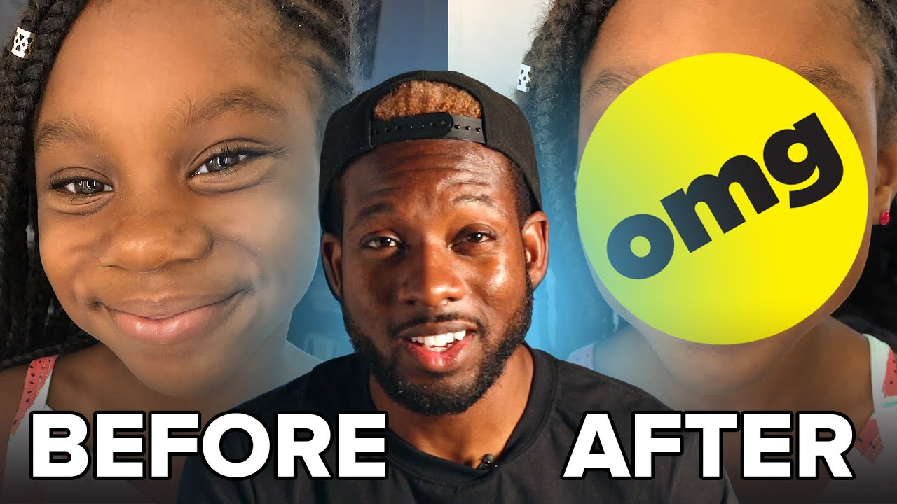 Single Dad Tries Giving His Daughter A Makeover thumbnail