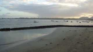 preview picture of video 'Mauritius Apartments - Tamarin Beach Apartments Mauritius - Walking away from TBAM 5'