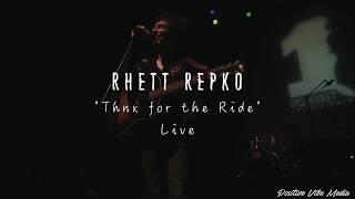 Rhett Repko at Rams Head Live