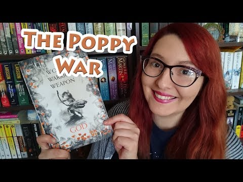 The Poppy War | Book Review | New Debut Favourite!