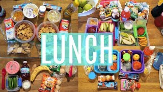 School Lunch Ideas!  - Week 14    Sarah Rae Vlogas  