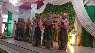 Nasyid Putri Kelas XII Agama 2