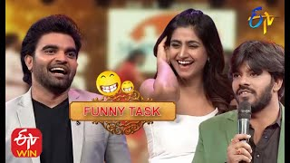 Sudheer | Rashmi | Pradeep | Aadhi | Varshini | Funny Task All in One | Dhee Champions | ETV Telugu