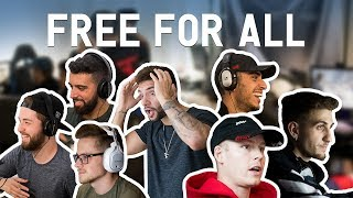 Full FaZe Free For All on WWII