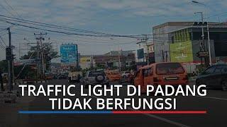 Traffic Light di Padang Tak Berfungsi, Dishub: Akibat Kabel Dicuri dan Rusak saat Perbaikan Trotoar