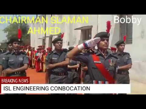 ISL Engineering College video cover2