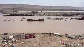 Atacama desert, world's driest place suffers massive flooding