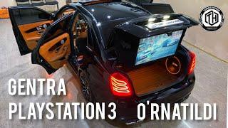 PLAYSTATION 3 o'rnatilgan Chevrolet Gentra TuningHouse