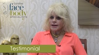 Face Lift Patient Testimonial, Clevens Face and Body Specialists