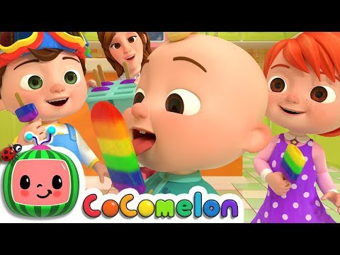 Colors Song - Learn Colors | CoCoMelon Nursery Rhymes & Kids Songs