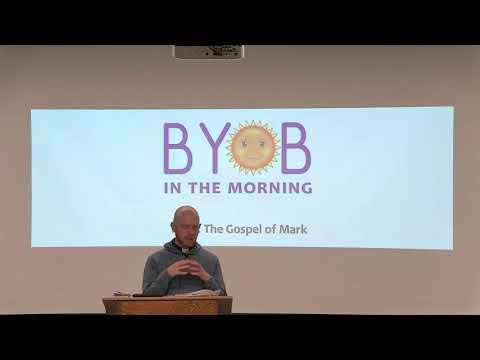 Gospel of Mark - Episode 6