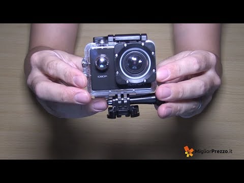 Action Cam APEMAN v-2 A66 Video Recensione